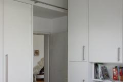 Schlafzimmer auf wenig Raum